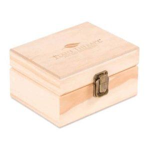 Wooden Essential Oil Organizer Storage Box
