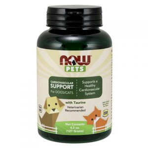 Cardiovascular Support for Dogs & Cats Powder