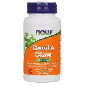 Devil's Claw Veg Capsules (100)
