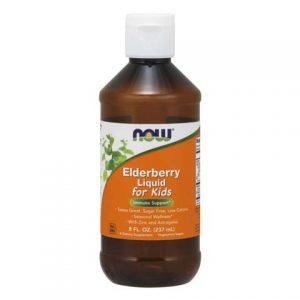 Elderberry Liquid for Kids (8 oz)