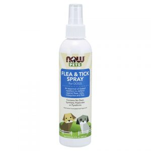 Flea & Tick Spray for Dogs (8 oz)