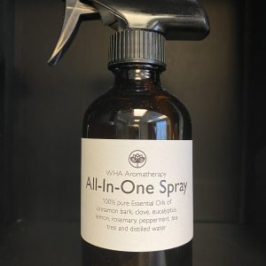 Cleaning Spray (mixed with recipe)