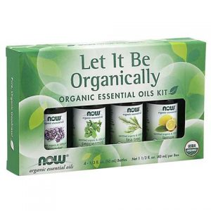 Let It Be Organically Organic Oil Kit