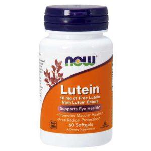 Lutein 10 mg Softgels (60)