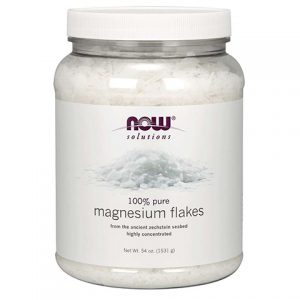 Magnesium Flakes (54 oz jar)