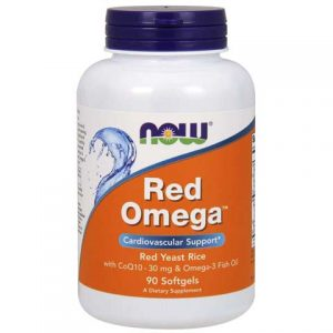 Red Omega™ Softgels (90)