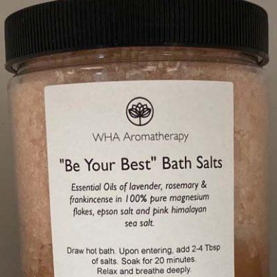 """""""Be Your Best"""" Bath Salts"""
