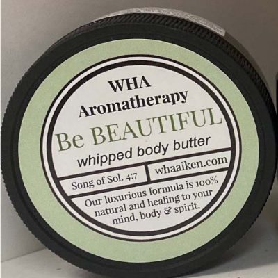 Be BEAUTIFUL Whipped Body Butter