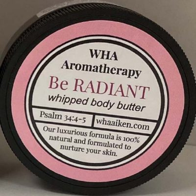 Be RADIANT Whipped Body Butter